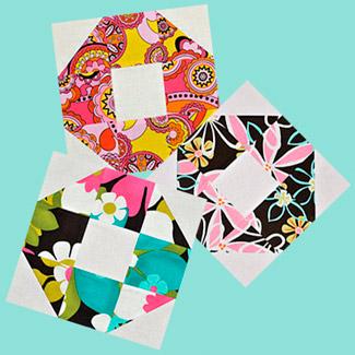 Cheery-Oh Quilt Blocks